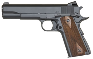 DAN 01946 A2 45ACP 5IN  BL LIMITED
