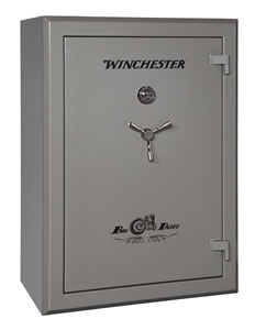 Winchester Big Daddy Gun Safe BD59423610M, Mech Lock, Gunmetal Finish, Free Shipping w/Curbside Delivery, 7-10 Day Lead time