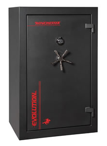 Winchester Evolution 36 Gun Safe E5938369M, Mech Lock, Black Finish, Free Shipping w/Curbside Delivery, 7-10 Day Lead time