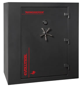 Winchester Evolution 55 Gun Safe E5938369M, Mech Lock, Black Finish, Free Shipping w/Curbside Delivery, 7-10 Day Lead time