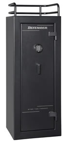 Winchester Defender 17 Gun Safe 6024179E, Elec Lock, Flat Black Finish, Free Shipping w/Curbside Delivery, 7-10 Day Lead time