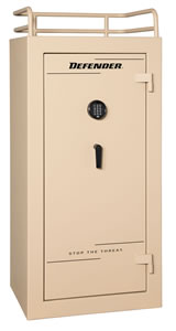 Winchester Defender 25 Gun Safe 6030255E, Elec Lock, Desert Tan Finish, Free Shipping w/Curbside Delivery, 7-10 Day Lead time