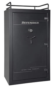 Winchester Defender 44 Gun Safe 7242449E, Elec Lock, Flat Black Finish, Free Shipping w/Curbside Delivery, 7-10 Day Lead time