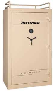Winchester Defender 44 Gun Safe 7242449E, Elec Lock, Desert Tan Finish, Free Shipping w/Curbside Delivery, 7-10 Day Lead time