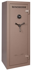 Winchester Closet Safe 60221413M, Mech Lock, Free Shipping w/Curbside Delivery, 7-10 Day Lead time