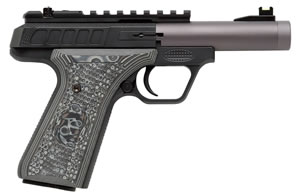 TACSOL TLP4GMGNF  22LR 4IN GMGRAY