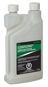 RCBS 87059 Ultrasonic Weapons Cleaning Solution 32 oz Bottle