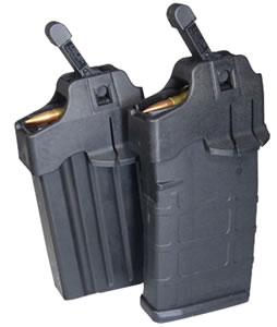 maglula LU21B Loader and Unloader SR25/DPMS/PMAG 7.62mmX51mm/.308 Win Black Poly