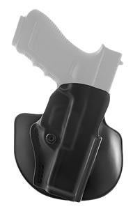 Safariland 519845411 5198 Paddle Holster Springfield XD-S 45 Thermoplastic Black