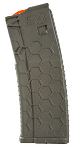 Hexmag HX30ARODG AR-15 Multiple 30 rd Olive Drab