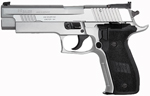 "Sig Sauer P226 X-Five Allround Pistol 226X5-40-AR, Full Size, 40 S&W, 5"" Barrel, DA/SA, Black Polymer Grips, Stainless Finish, 12 + 1 Rd"