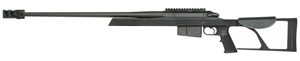 Armalite Model AR-30 Sniper Rifle 30M338, 338 Lapua Mag, Bolt Action, 26 in, Black, Three Section Stock, Black Finish, 5 + 1 Rd