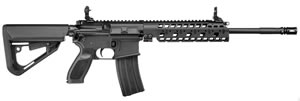 Sig Sauer 516 Patrol Gen 2 Rifle R516G216BP, 5.56 Nato, 16 in, Semi-Auto, Adj Stock, Blk Anodized Finish, 30 + 1 Rds