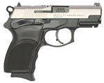 Bersa Thunder 9 Ultra Compact Pistol THUN9UCDT13, 9 MM, 3.25 in BBL, Sngl / Dbl, Blk Polymer Grips, Duo-Tone Finish, 13 + 1 Rds