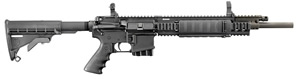 Ruger Model SR-556SC Rifle 5904, 223 Remington/5.56 NATO, 16 in, Semi Auto, Fixed Stock, Black Finish, No Brake, 10 + 1 Rds, MA,NY, CT, NJ Appoved