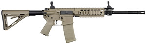 Sig Sauer Model 516 Patrol Rifle R51616BPFDE, 5.56 NATO, 16 in, Semi Auto, Adj Stock, Flat Dark Earth Finish, 30 + 1 Rds