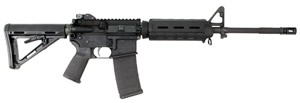 Sig Sauer Model M400 Enhanced Rifle RM40016BEC, 223 Remington, 16 in, Semi Auto, Magpul Stock, Blk Finish, 30 + 1 Rds