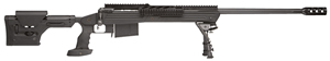 "Savage 10BA Stealth Rifle 22638, 6.5 Creedmoor, 24"" Carbon Steel BBL, Bolt Action, Alum Black Stock, Black Finish, 10+1 Rds"