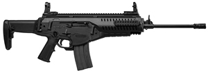 Beretta Model ARX100 Rifle, JXR11B00, 223 Remington, 16 in, Tele Stk, Pic Rail, Black Finish, 30 Rd