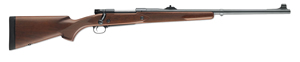 "Winchester Model 70 Safari Express Rifle 535204139, 416 Rem Mag, 24"" BBL, Bolt Action, Satin Finish Grade I Walnut Stock, Matte Blued Finish, 3 + 1 Rd"