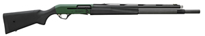 Remington Versa Max 3 Gun Competition Shotgun 81029, 12 Gauge, 22 in, Semi-Auto, Synthetic Black Stock, Green Cerakote Finish, 8+1 Rds