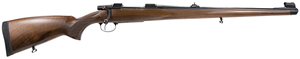 "CZ 04050 CZ550 FS 6.5x55 Swedish Bolt 20.47"" 5+1 Walnut Mannlicher Stk Blued"