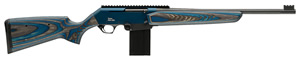 FN Herstal FNAR Competition Rifle 3108929262, 308 Win/7.62 NATO, 20 in Fluted BBL, Semi-Auto, Blue/Gray Laminated Stock, Blue Receiver Finish, 10+1 Rds, DBM Mag
