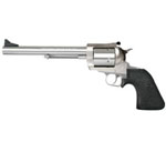 "Magnum Research BFR Revolver BFR454C6, 454 Casull, 6.5"" Short Barrel, Single Action, Rubber Grips, Stainless Steel Finish, 5 Rds"