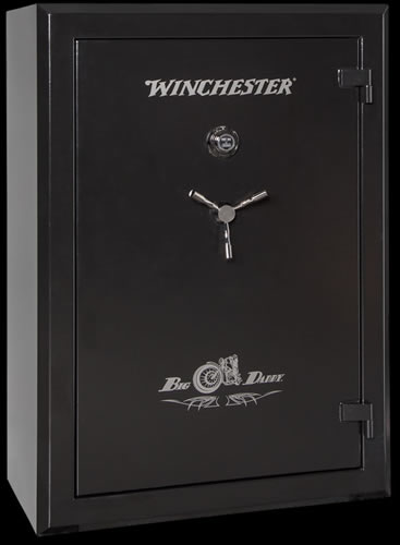 Winchester Big Daddy Gun Safe BD5942367M, Mech Lock, Black Finish, Free Shipping w/Curbside Delivery, 7-10 Day Lead time