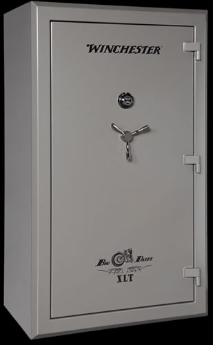 Winchester Big Daddy XLT Gun Safe BD724240E, Elec Lock, Gray Finish, Free Shipping w/Curbside Delivery, 7-10 Day Lead time