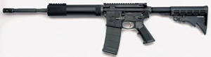 Colt Light Carbine LE6900, 5.56 Nato, 16.1 in, Semi-Auto, 4 Pos Stock, Black Finish, Single Stg Match Trigger, 30+1, ONLY 1 IN STOCK!