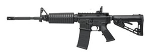 Colt Law Enforcement Carbine LE6920, 5.56 NATO, 16.1 in, Adj Buttstock, Black Finish, 30+1 Rds