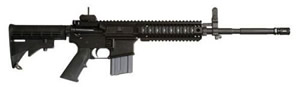 Colt M4 Law Enforcement Carbine LE6940, 5.56 NATO, 16 in, 6 Pos Adj Stock, Blk Finish, 30 Rd, Quad Rail, Front/Rear Flip Sights