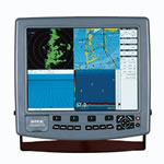 SI-TEX ColorMax 15 in Chartplotter