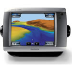 Garmin GPSMAP 5008, Offshore Chartplotter, Touchscreen Interface w/BlueChart G2 Maps, Hi-Res 8.4 in VGA Display