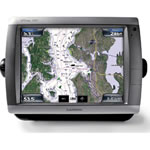 Garmin GPSMAP 5012, Large Screen Offshore Chartplotter, Touchscreen Interface w/BlueChart G2 Maps, Hi-Res 12.1 in XGA Display