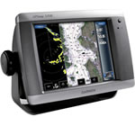 Garmin GPSMAP 5208, Offshore Chartplotter, Touchscreen Interface w/BlueChart G2 Maps, Hi-Res 8.4 in VGA Display