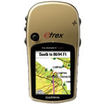 Garmin eTrex Summit HC Handheld GPS w/ High Sensitivity GPS