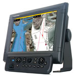 Furuno NavNet 3D Black Box Multi Function Display Processor