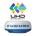 Furuno 2kW 19 in Ultra High Definition (UHD™) Digital Radar