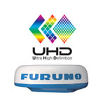 Furuno NavNet 3D 4kW 24 in Ultra High Definition (UHD™) Digital Radar