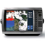 Garmin GPSMAP 4210 Preloaded Network Chartplotter, 10.4 in SVGA Display
