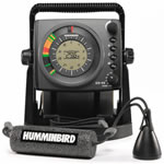 Humminbird Ice-45 Ice Fishing Flasher, 407030-1