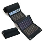 PowerFilm USB + AA Solar Panel Charger, USB+AA