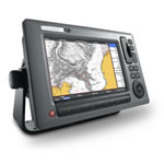 Raymarine C90W Widescreen Multifunction Display w/U.S. Coastal Preloaded, 9 in WVGA Monitor