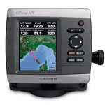 Garmin GPSMAP 421, GPS Compact Chartplotter, 4 in Ultra-Bright QVGA Display