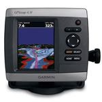 Garmin GPSMAP 431, GPS Compact Chartplotter, 4 in Ultra-Bright QVGA Display