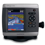 Garmin GPSMAP 431S GPS Dual Beam Chartplotter/Fishfinder Combo, Ultra-Bright 4 in Diagonal QVGA Display