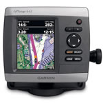 Garmin GPSMAP 441, GPS Compact Chartplotter, 4 in Ultra-Bright QVGA Display