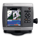 Garmin GPSMAP 441S Chartplotter/Fishfinder Combo w/o Transducer, Ultra-Bright 4 in Diagonal QVGA Display